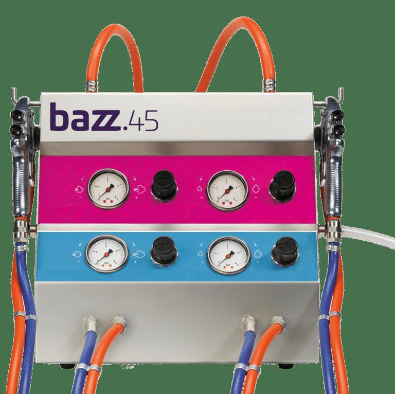 bazz.45 machine