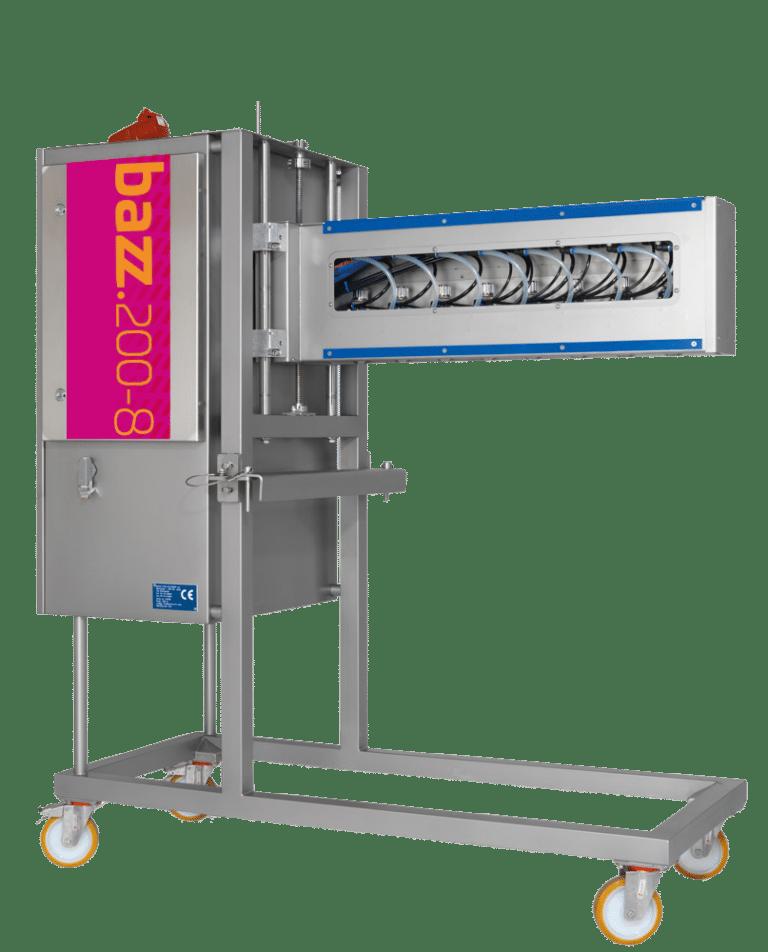 bazz.200 machine
